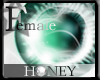 H*Heart Eyes Emerald F