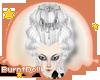 ~White Pompadour~