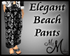 MM~ Elegant Beach Pants