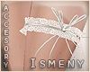 [Is] Wedding Garter NoBl