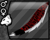Blood Tiger Wolf Tail