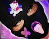 B|Blk Kitty Mask