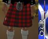 !DT Clan Erskine Kilt/M