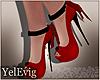 [Y] Luisa red heels