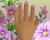 ~TC~Purplr nails