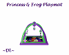 ~DL~Princss&Frog Playmat