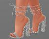 H/Sparkle Strap Shoes