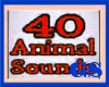 40 ANIMAL SOUNDS F/M