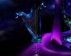 blue fairy harp