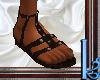 Roman Sandals V.2 Br/Slv