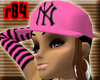[r84] Pink NY Cap6 BrwnH