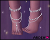 A] Harem Jeweled Feet