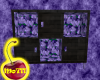Black & Purple Cabinet