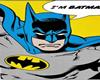 :3 Art I'm Batman