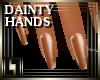 !L! D. Nails - Brassy