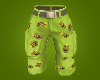 Shrek Cargo Shorts