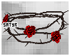 Red Thorn Choker