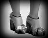 Little Silver Shoes