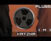 .K BioHazard2 Plugs |M