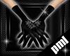 [PLM] blk glove