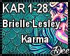 Brielle Lesley: Karma