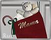 Rus: REQ Mama stocking