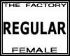 TF Regular Female Avatar