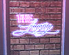The Luxy Neon Sign