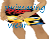 tweety swim wear