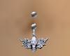 Skull w/flamewings