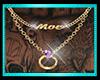 Moe ring chain (m)
