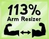Arm Scaler 113%
