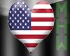 [MHW]flag  STICKER EEUU