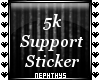 Support Me 5k