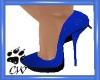 CW Royal Blue Sparkle