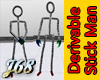 J68 Stick Man Derivable