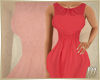 ℳ. Pinky dress Tocc