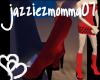 ^JZ^ Deep red boots