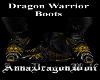 Dragon Warrior Boots