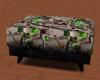 Realtree camo footstool