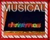 MUSICAL XMAS BOX GIFT