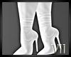 VII: White boots