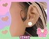 🎀 Kid Earrings Pearl