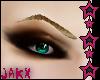 JX Light Brown Eyebrows