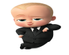 Baby Trump Cutout