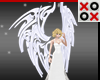 Snowflake Angel Wings