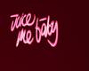 Juice Neon Sign