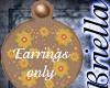 Funkymacbaby Earrings