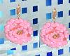 FG~ Flora Earrings Pink