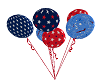 July 4th Balloons Anim